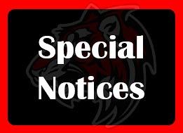 Special Notices