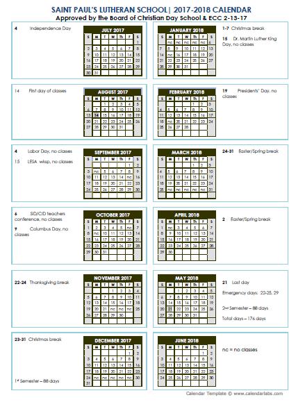 Capture calendar
